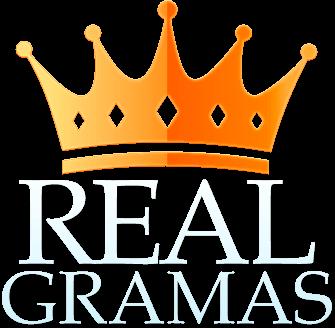 Logotipo Real Gramas